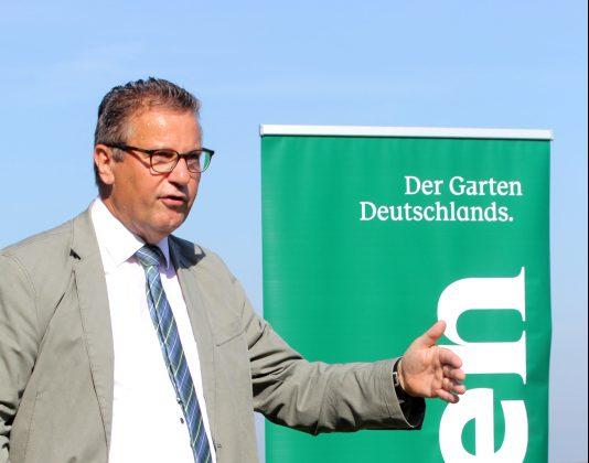 Landwirtschaftsminister Peter Hauk